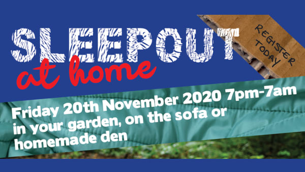 Sleepout At Home